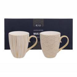 tokyo design set 2 tazze mug nippon gold edizione limitata