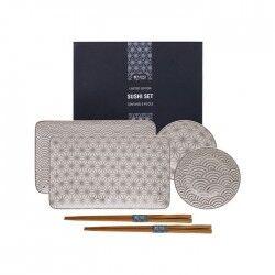 tokyo design set sushi nippon platinum 6pz edizione limitata