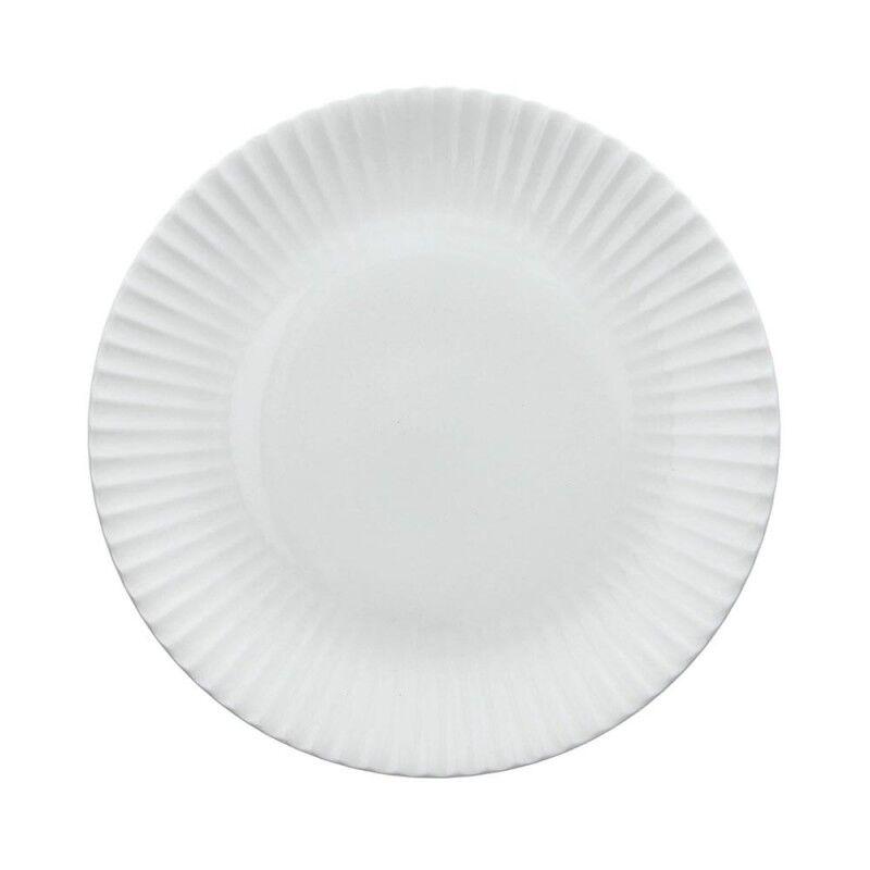 Andrea Fontebasso Servizio piatti 39pz+12 tazzine con piattino e zuccheriera Radius White