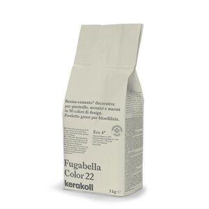 Kerakoll Fugabella Color 22 Resina Cemento Decorativa 3 Kg