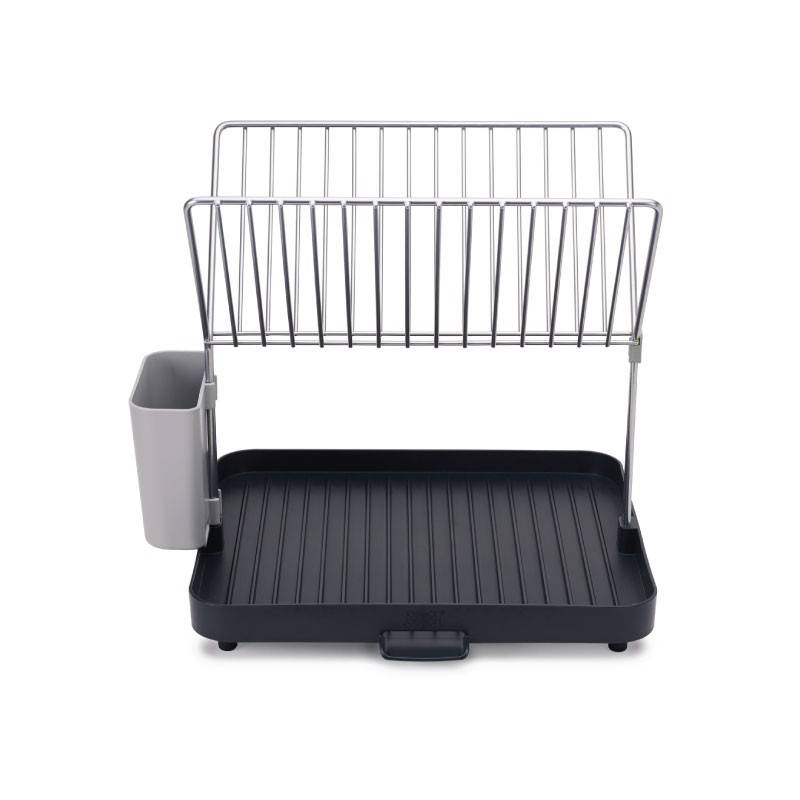 Joseph Joseph Self-Draining Dish Rack (Y-Rack) Gray