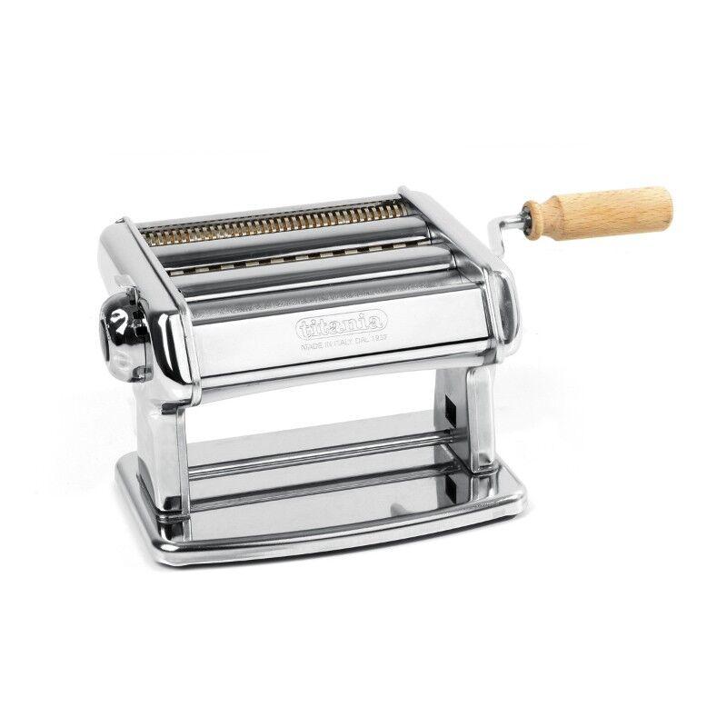 Imperia Manual Pasta Machine (2Cutters) 150mm
