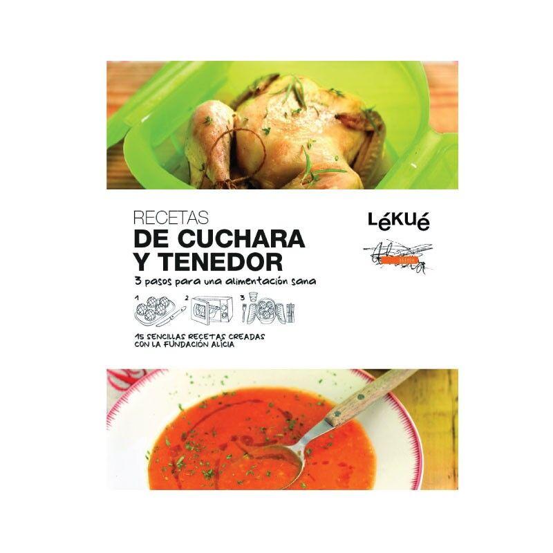 Lekue Cookbook One Pot Cooking