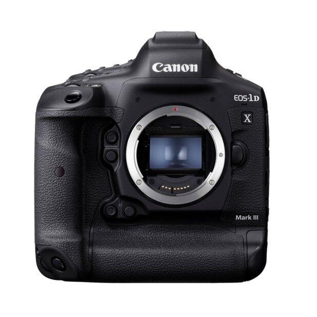 Canon Eos-1dx  Mark Iii 2 Anni Garanzia Italia – Menu Italiano