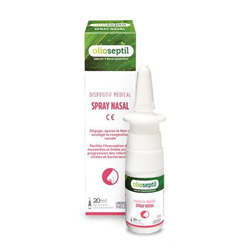 OLIOSEPTIL® Spray nasale, 20 ml