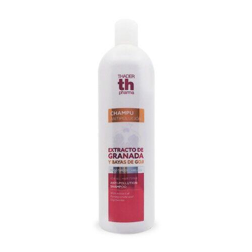 TH Pharma Shampoo per capelli - melagrana e bacche di goji, 1000 ml