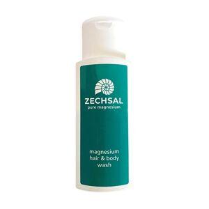 Zechsal Shampoo al magnesio per capelli e corpo, 200 ml