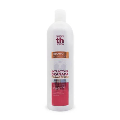 TH Pharma Shampoo per capelli - melagrana e bacche di goji, 1000 ml
