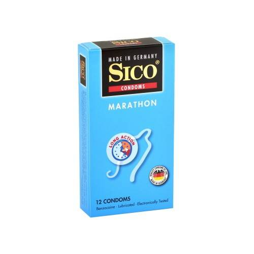 C.P.R. Preservativi SICO Marathon, 12 preservativi