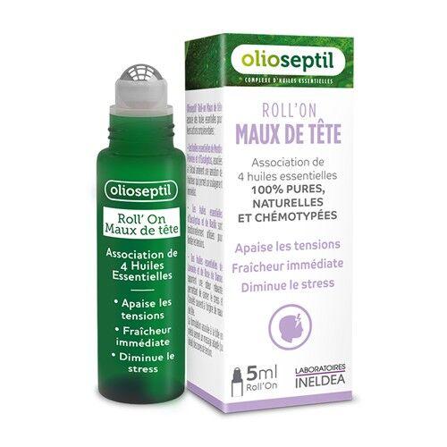 OLIOSEPTIL® Roll-on, testa, 5 ml