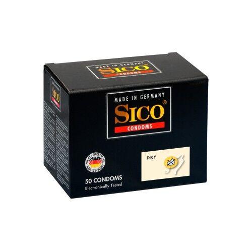 C.P.R. Preservativi SICO Dry, 50 preservativi