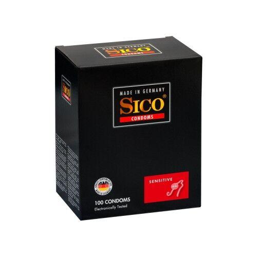 C.P.R. Preservativi SICO Sensitive, 100 preservativi