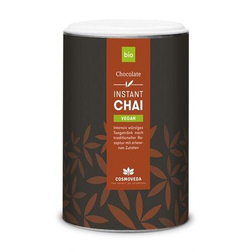 Cosmoveda Tè BIO Instant Chai Vegan - Chocolate, 200g
