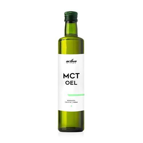 Activevital Olio MCT, 500 ml