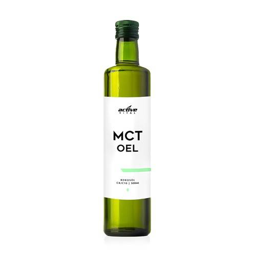 Activevital Olio MCT, 500 ml