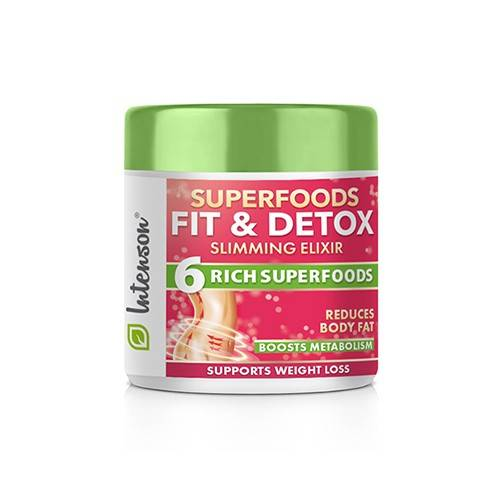 intenson fit & detox elisir, 135 g