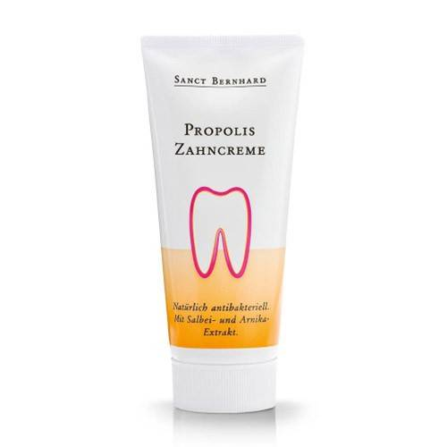 sanct bernhard dentifricio al propoli, 100 ml