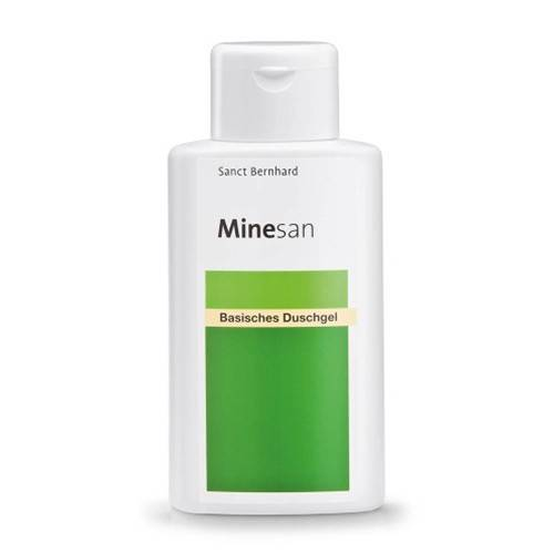 Sanct Bernhard Minesan gel doccia, 250 ml