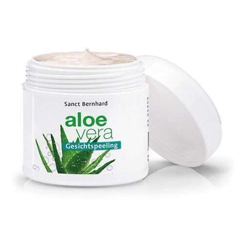 Sanct Bernhard Aloe Vera peeling per il viso, 100 ml