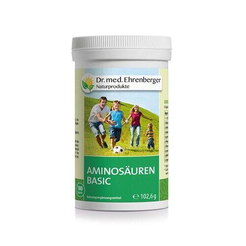 dr. ehrenberger aminoacidi + calcio, 180 capsule