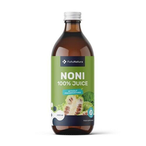 futunatura 100% succo di noni, 1000 ml