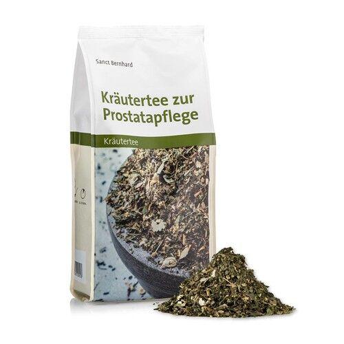 sanct bernhard tè alle erbe per la cura della prostata, 250 g