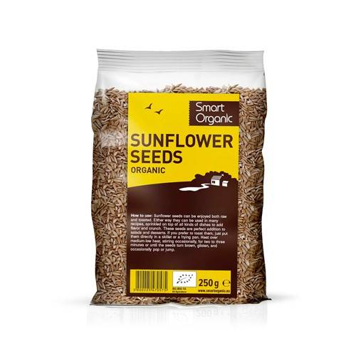 semi di girasole - bio, 250 g