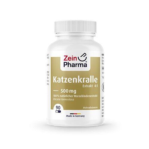 zein pharma unghia di gatto, estratto 4:1, 90 capsule