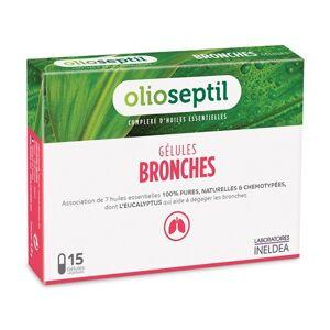 OLIOSEPTIL® Bronhi, 15 capsule