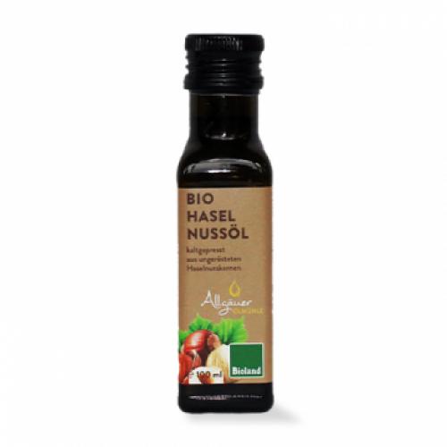 Allgäuer Olio di nocciola - BIO, 100 ml