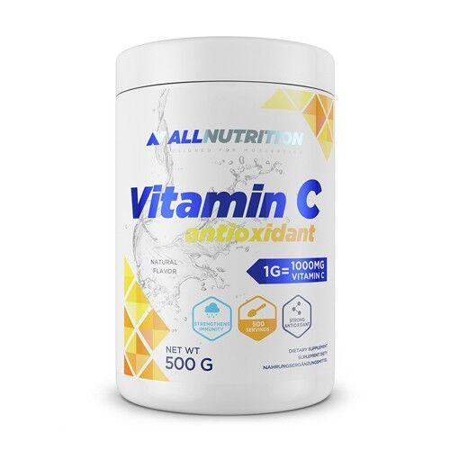 allnutrition vitamina c in polvere, 500 g