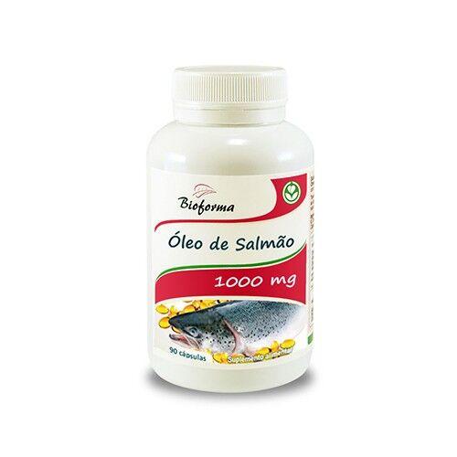 Bioforma Olio di salmone 1000 mg, 90 capsule