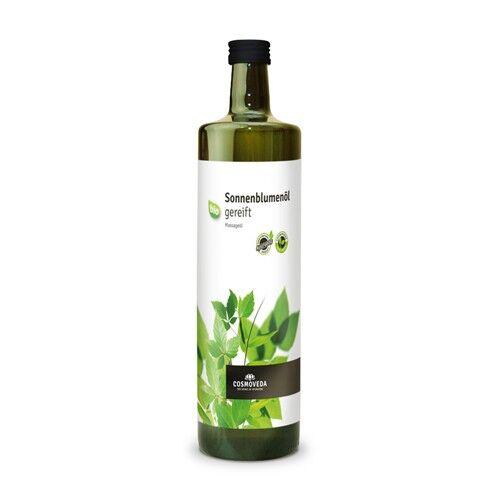 Cosmoveda Olio di girasole BIO - massaggio, 1 litro