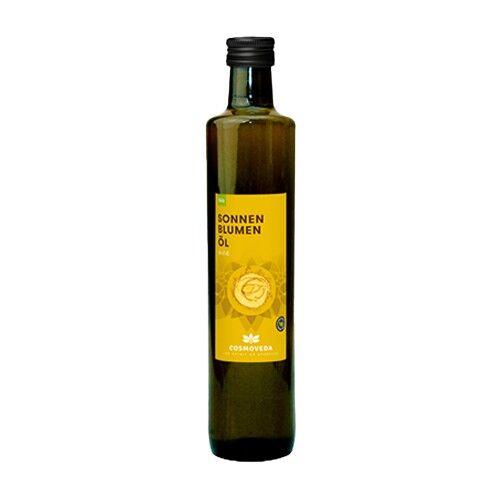 Cosmoveda Olio di semi di girasole BIO, 500 ml