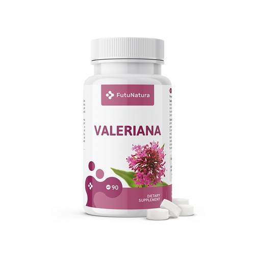 FutuNatura Valeriana, 90 compresse