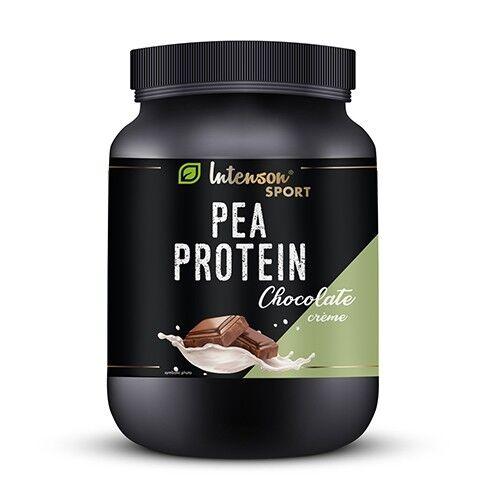 Intenson Proteine di pisello, gusto cocciolato, 600 g