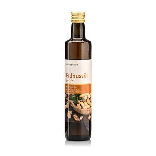 Sanct Bernhard 100% olio di arachidi, 500 ml