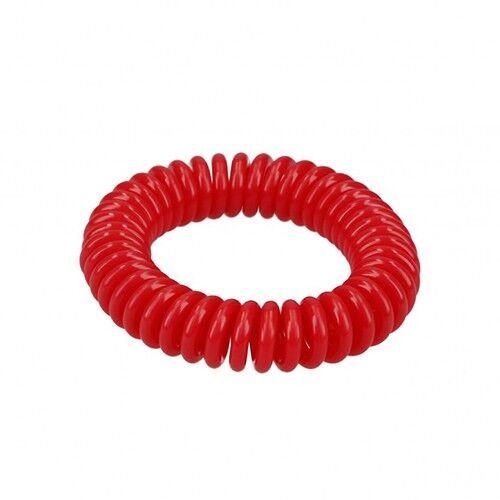 Tark Trade Braccialetto antizanzare, rosso, 1 pezzo