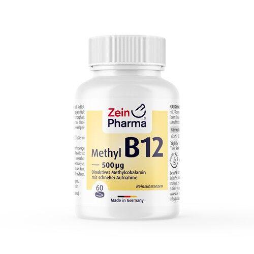 Zein Pharma Vitamina B12, 60 pastiglie