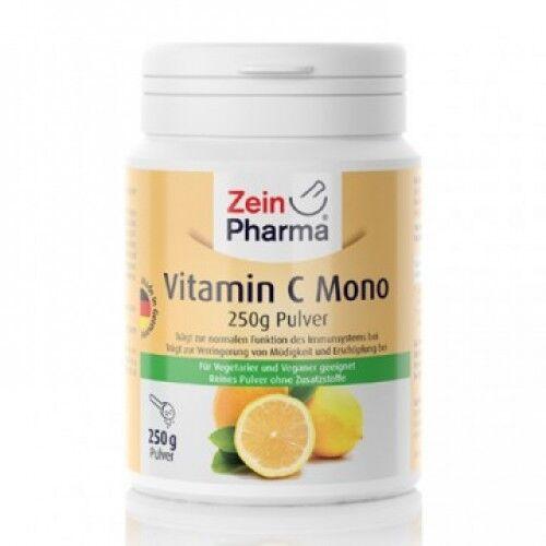zein pharma vitamina c in polvere, 250 g