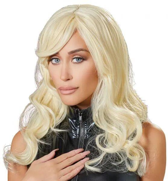Cottelli Collection Parrucca Bionda con capelli scalati