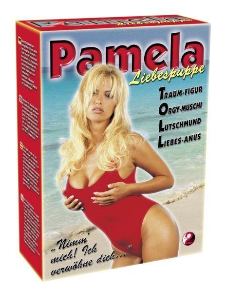 You 2 Toys Pamela Bambola Gonfiabile