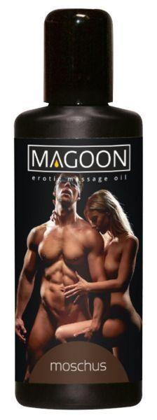 Magoon Olio da massaggio al Muschio