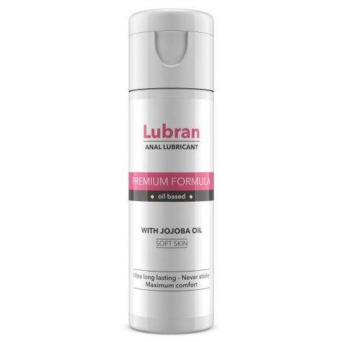 INTIMATELINE Lubrificante anale lubran red oil 30 ml