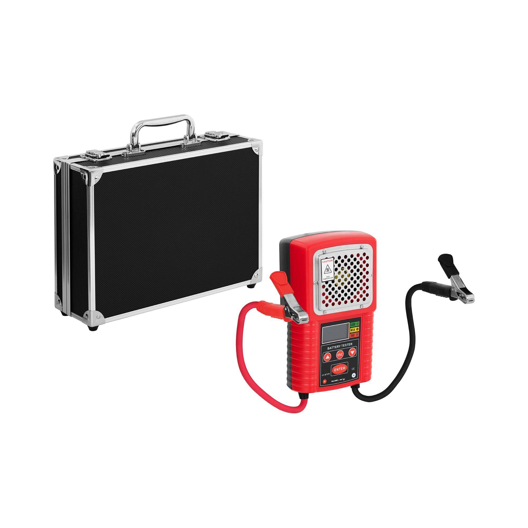 steinberg tester batteria auto professionale - 6 v/12 v sbs-bt-612