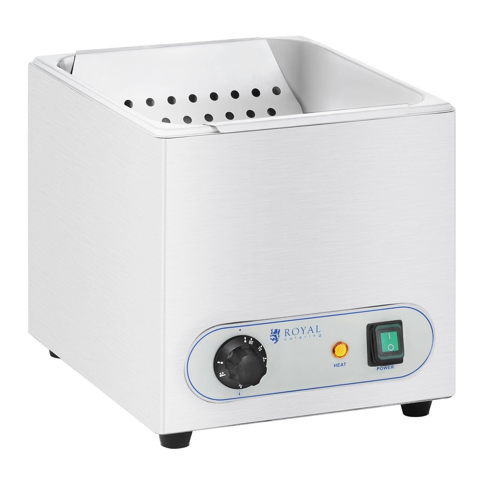 Royal Catering Scaldapatate - 350 W RCWG-1500-W