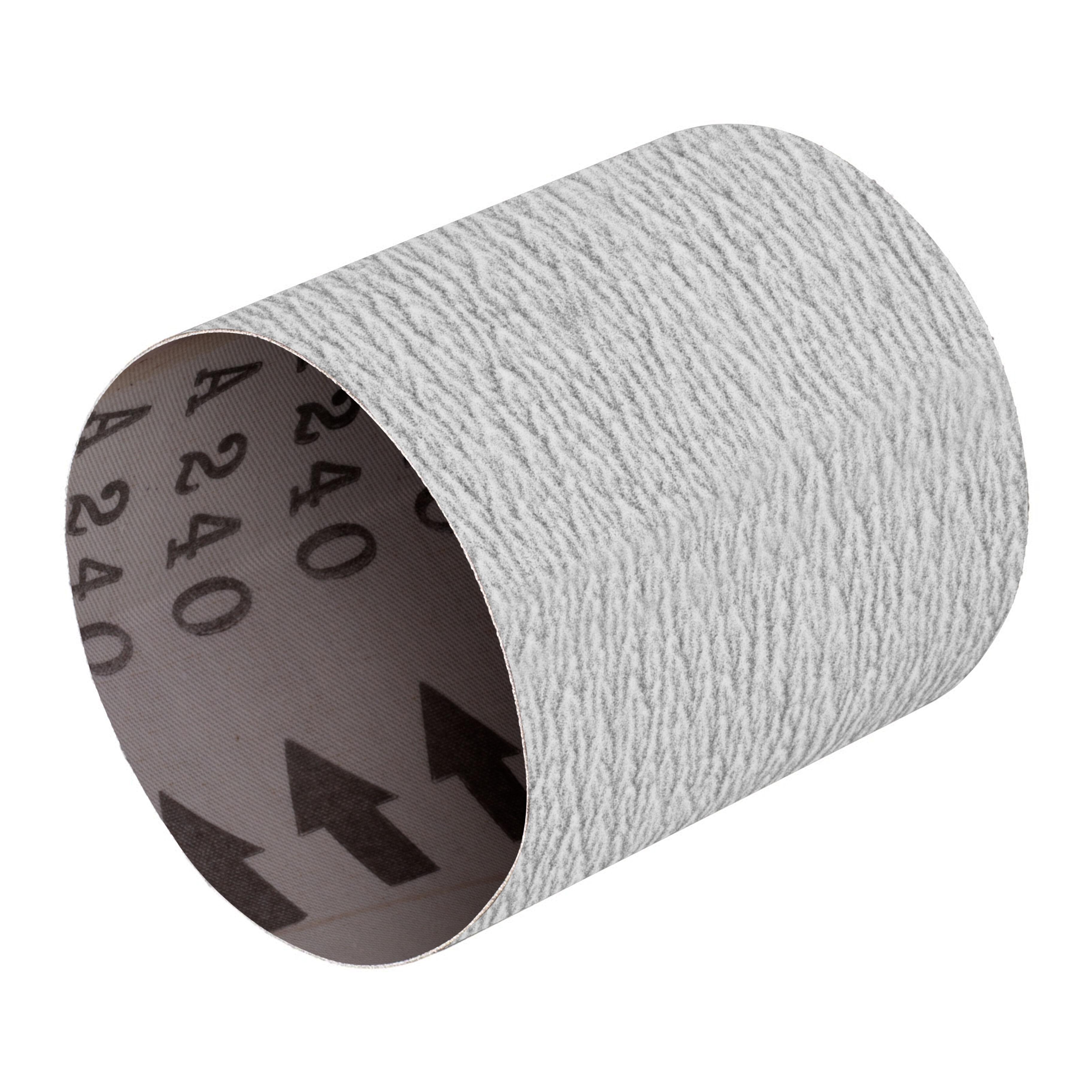 MSW Set di 12 nastri abrasivi - Grana 240 -SLEEVES-240/ABRASIVE SLEEVES/SC