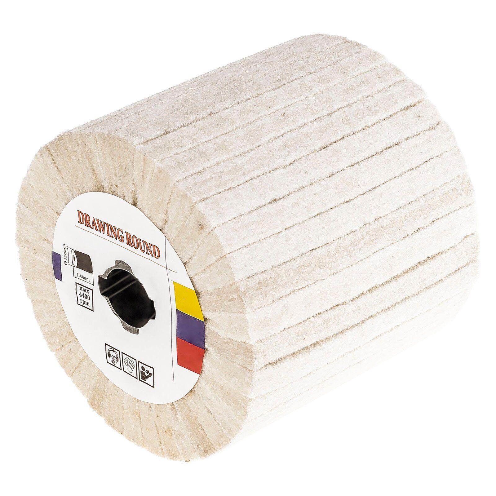 MSW Rullo abrasivo - Cotone -ROLLER-900C