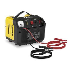 MSW Caricabatterie per auto professionale - 12/24 V - 8/12 A - pannello di controllo inclinato S-CHARGER-20A.2