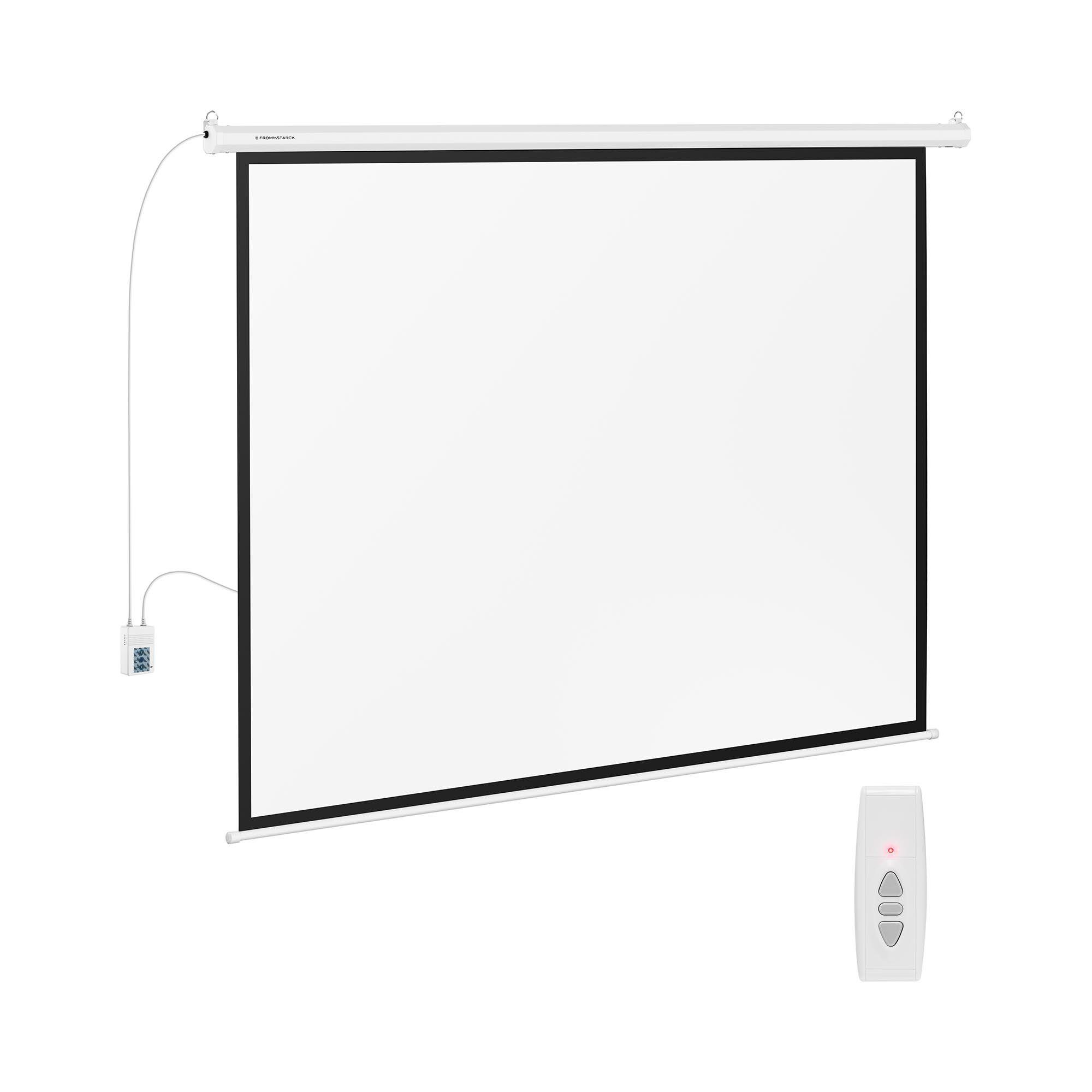fromm & starck schermo per proiettore motorizzato - 211 x 160 cm - 4:3 star_rs100e43_01